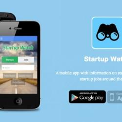 Startup Watch App