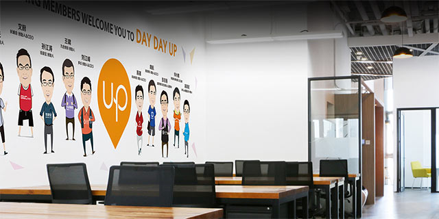 Beijing co-working spaces: day day up