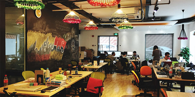Beijing Coworking Spaces: People Squared