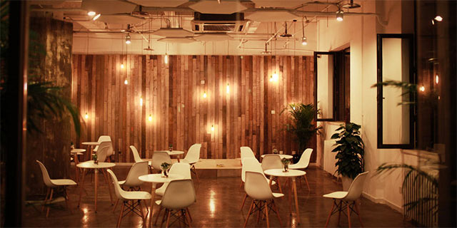 Beijing coworking spaces: KrSpace