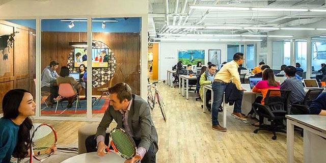 Beijing coworking spaces: SOHO 3Q